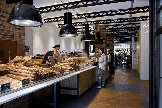 Barcelona hotels: Praktik Bakery