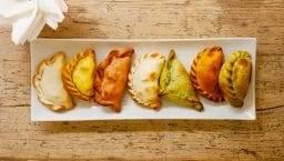 colourful empanadas Las Muns