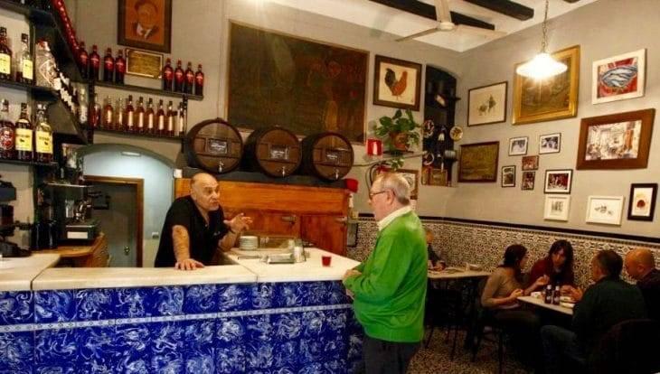 Tapas bar La Plata