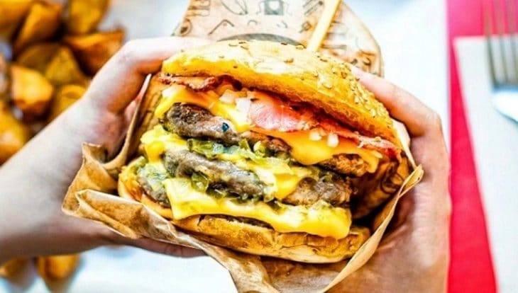 Burgers in Barcelona: Goiko