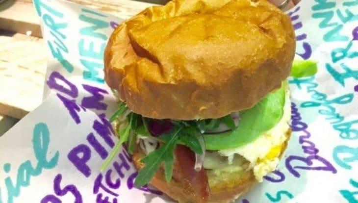 Burgers in Barcelona: Pim Pam