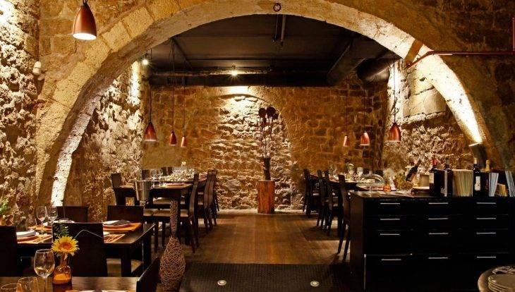 Arcano romantic restaurant