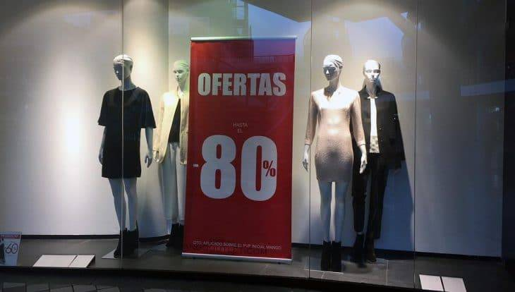 105d14fd2a57d Mango Outlet in Barcelona  cut-price shopping all year round!