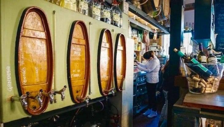 Tapas bars, Bodega Fermin