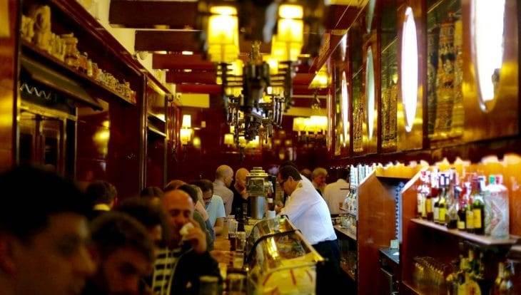 Tapas bars, El Vaso de Oro