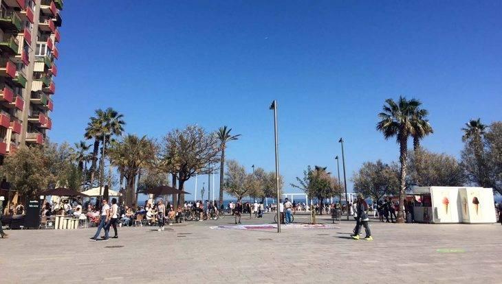 youth hostels in Barcelona, safestay exterior