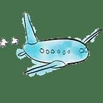 aeroplane drawing