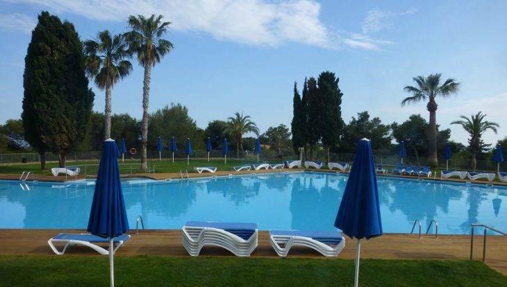 Camping near Barcelona: vilanova
