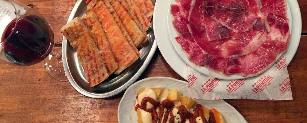 Bodega La Puntual: great authentic tapas near the Picasso Museum