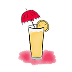 cocktail drawing