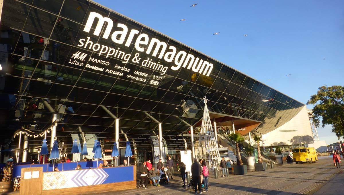 maremagnum exterior
