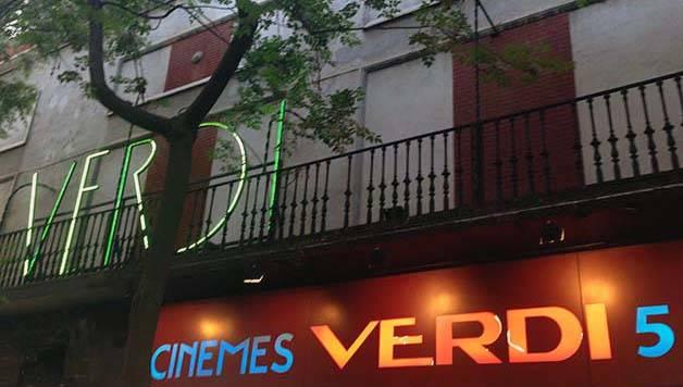 extérieur cinéma verdi