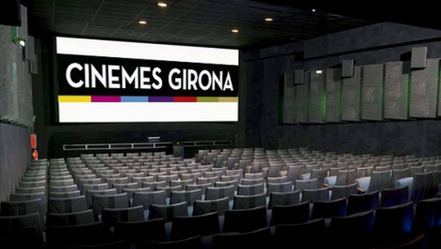 Cinemes Girona screen version original